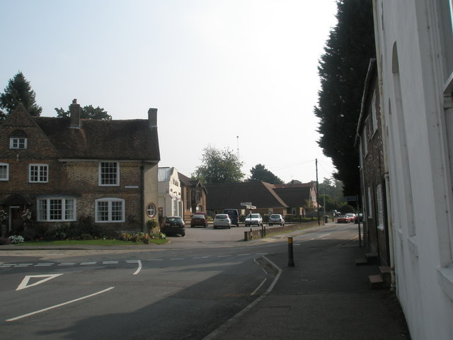 Looking from Bank Street over to Free Street