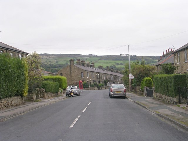 Haythorns Avenue - Dradishaw Road