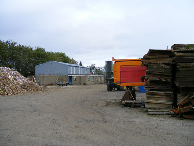 Harpers Wood Recycling Centre