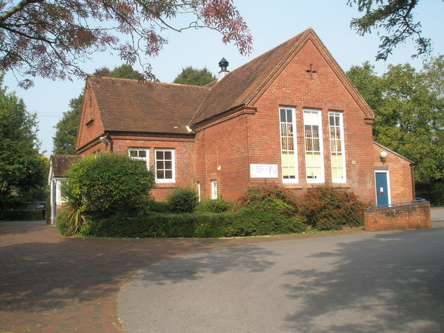 Bishop's Waltham Public Library in Free Street