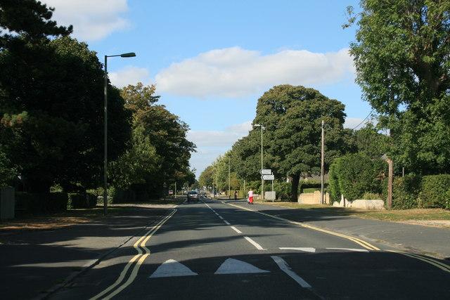 Burford Road, Carterton