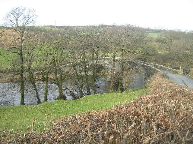 Hedge and bridge