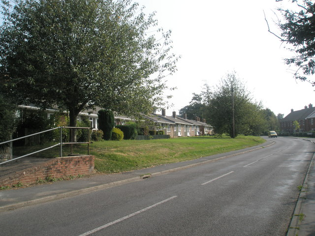 Bungalows in Hoe Road