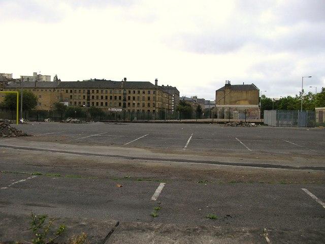 Disused Car Park, Valley Road, Bradford
