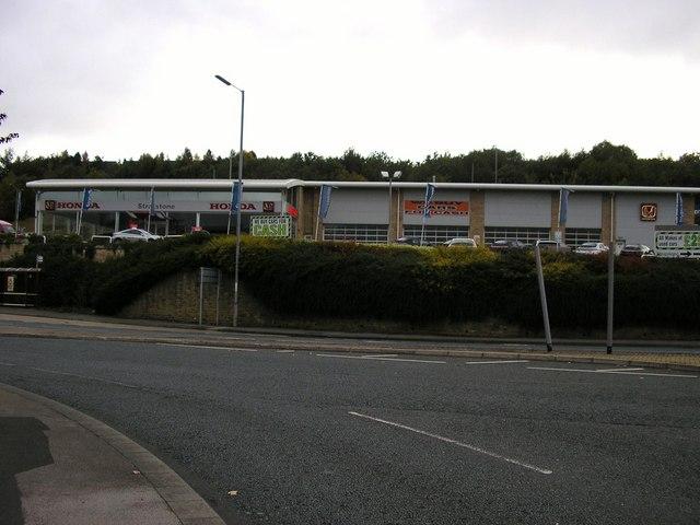 Stratstone Honda, Bradford