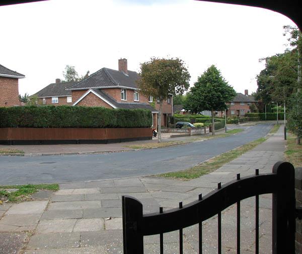 Harwood Road