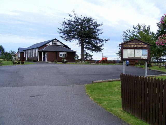 Miltonduff  Community Hall