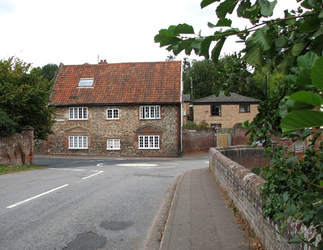 The Old Post Office in Lakenham