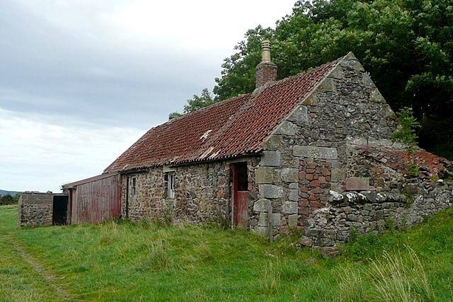 Building near Kirknewton