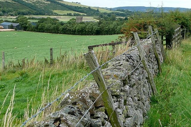 Towards Kirknewton