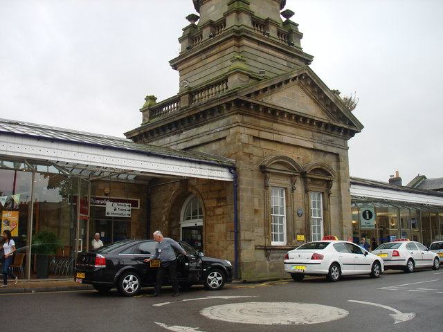 Scarborough railway station