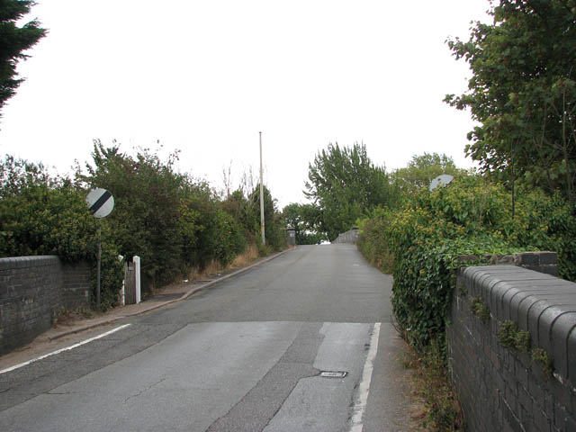 Two bridges on Stoke Road