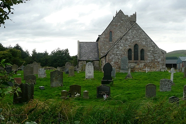 St Gregory's church