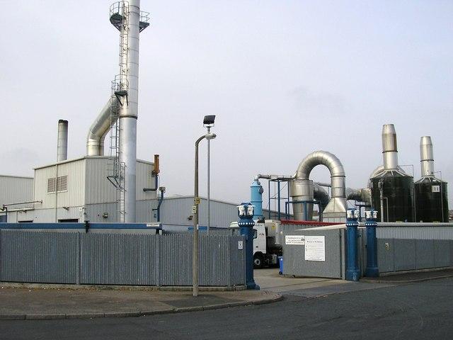 Waddington's Refinery, Buck Street, Bradford