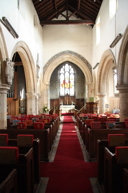 St.Botolph's nave
