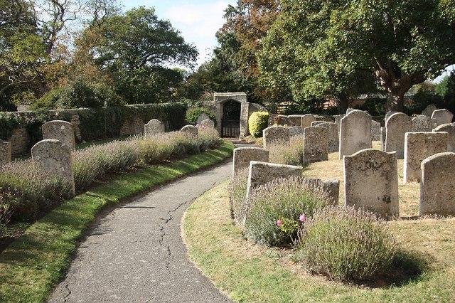 St.Botolph's churchyard