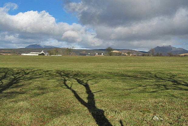 Farmland, Balmichael