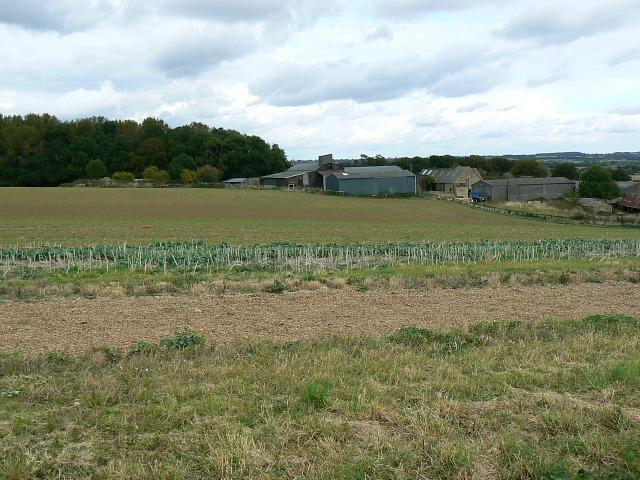 Pudlicote Farm, near Chipping Norton