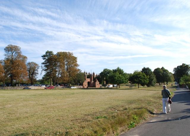 Melford green