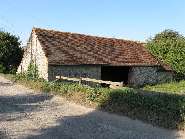 Barn near Pest House