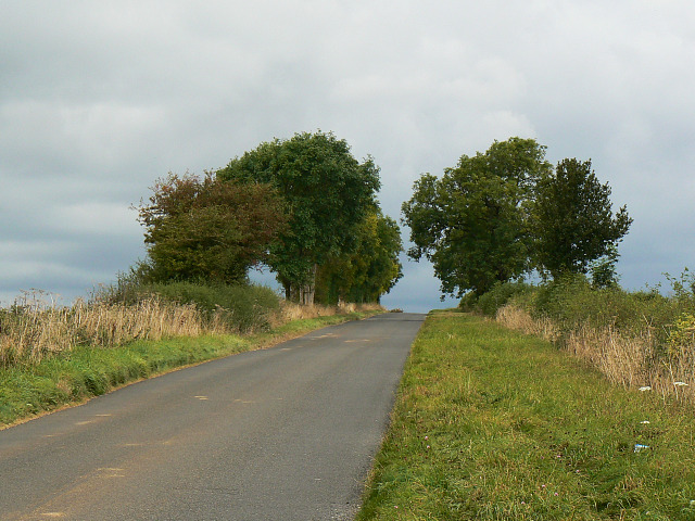 A closer look at the Chipping Norton Road, near Chadlington