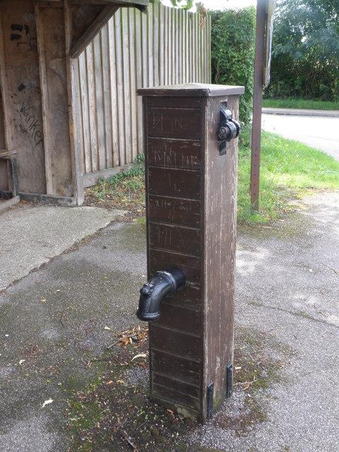 Village water pump, Great Eversden