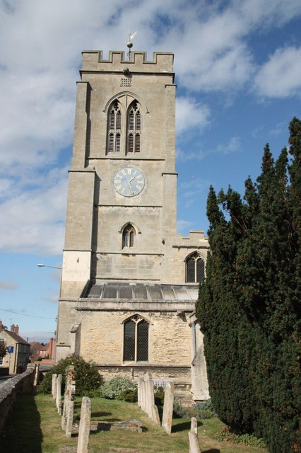 St.Guthlac's tower
