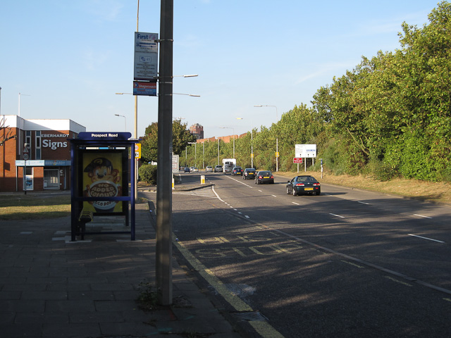 Mile End Road