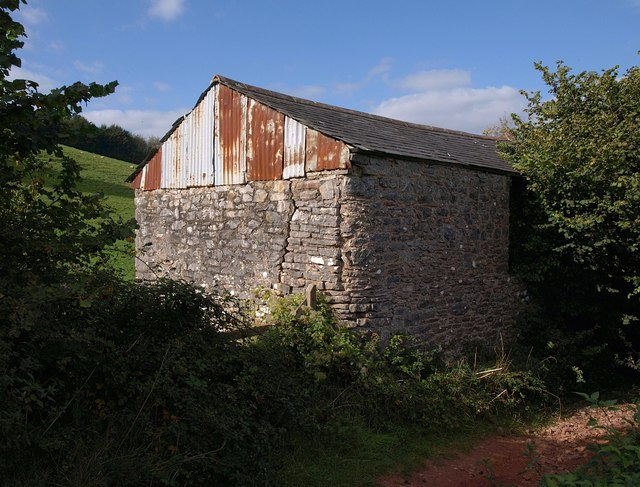 Barn on Woodpark Lane