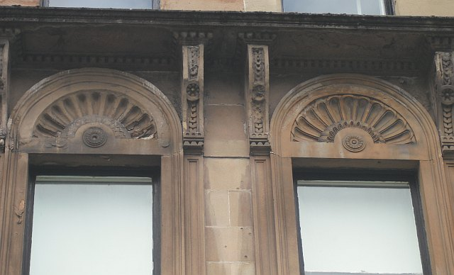 Detail, Broomhill Drive