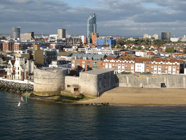 Point Battery, Portsmouth
