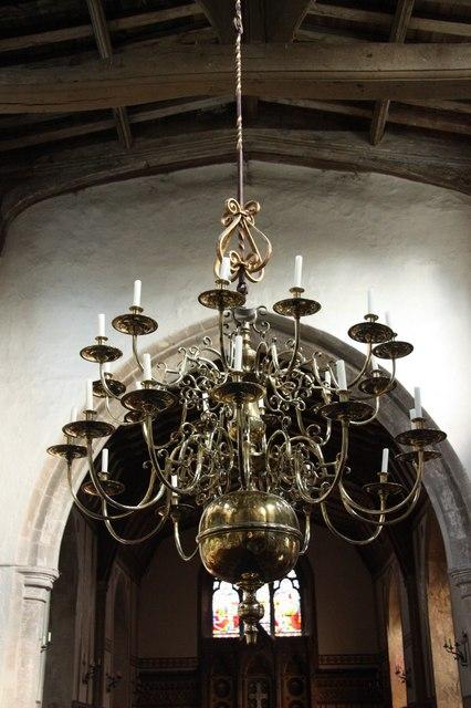 Georgian candelabrum