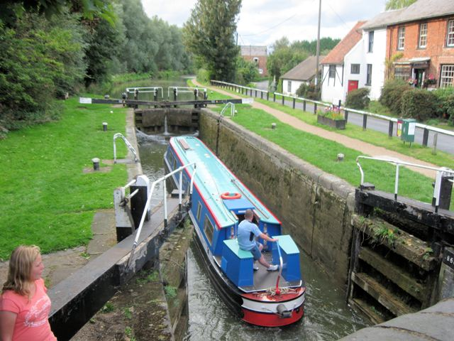 Grand Union Canal: Dudswell Bottom Lock No 48