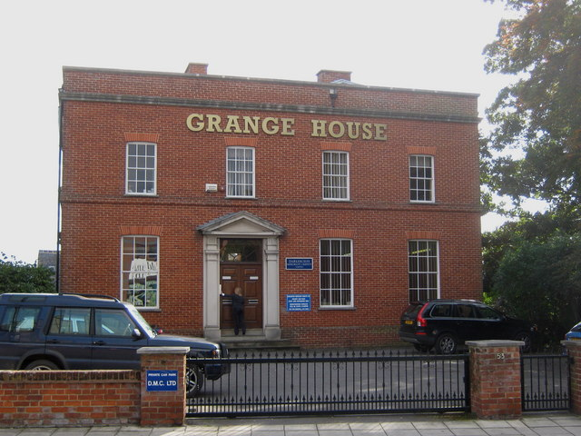 Grange House Darlington