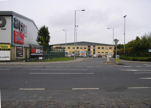 Bow Beck, Bowling Back Lane, Bradford