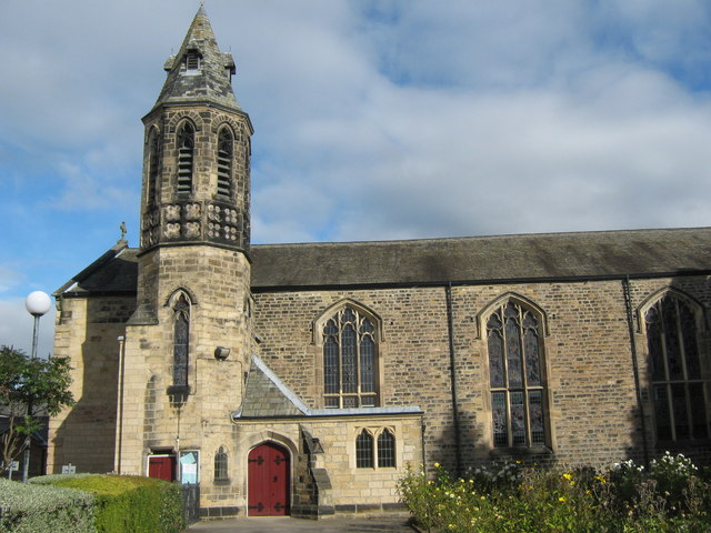 St Augustine's Church Darlington