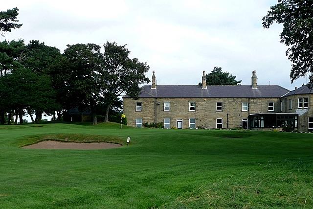 Foxton Hall golf club