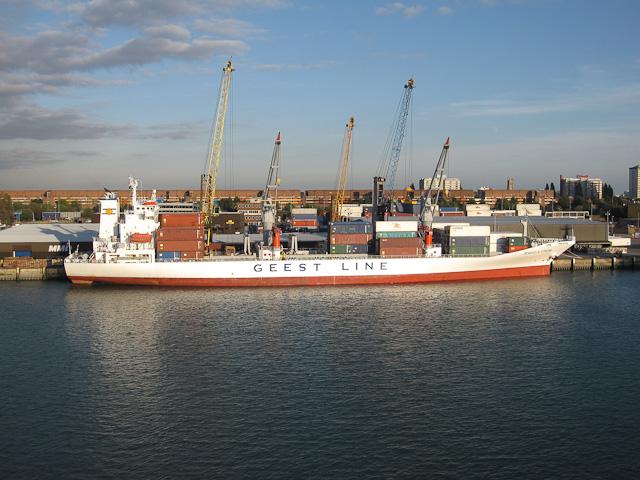 Geest Line ship