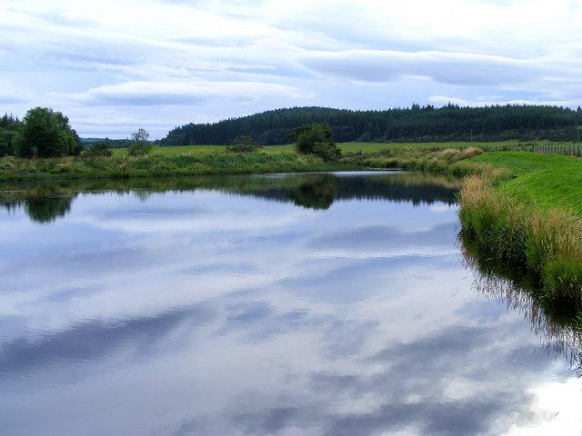 The Dam at Miltonduff