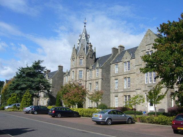 Former City Hospital, Craiglockhart