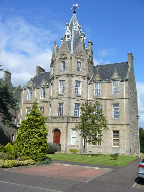 Former City Hospital, Craiglockhart