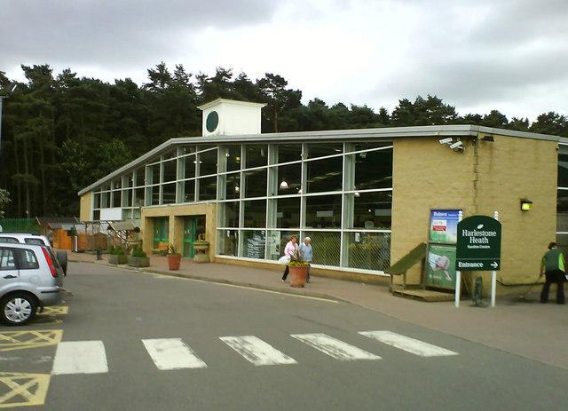 Harlestone Heath Garden Centre