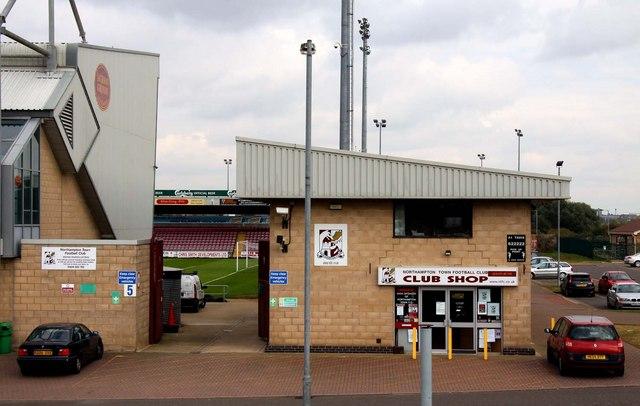 The Club Shop at Sixfields Stadium