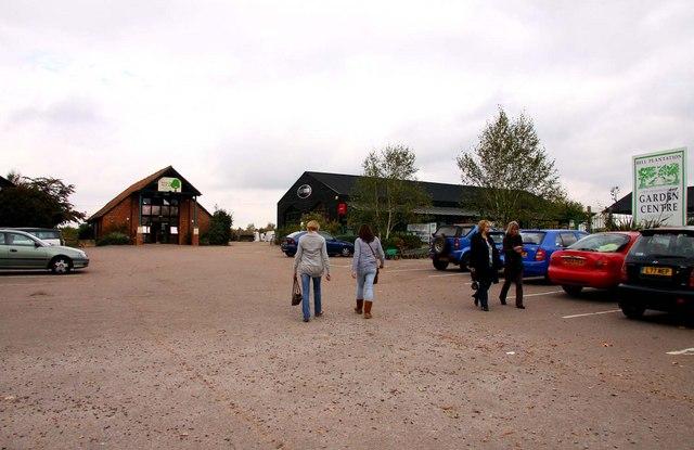 Ball Plantation Garden Centre near Towcester