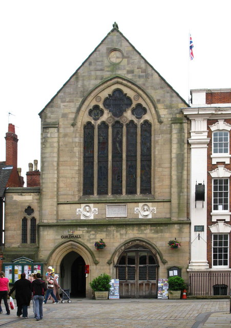 The Guildhall, Lichfield