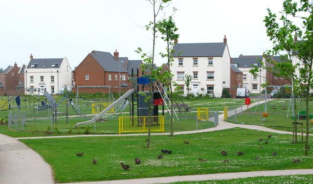 Trunkfield Playground