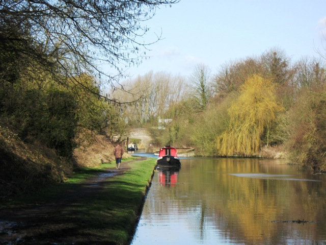Grand Union Canal: The Bulbourne Winding Hole