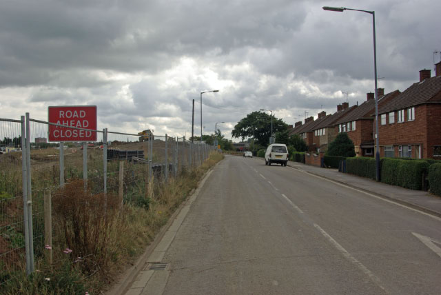 Parkfield Road, Newbold on Avon