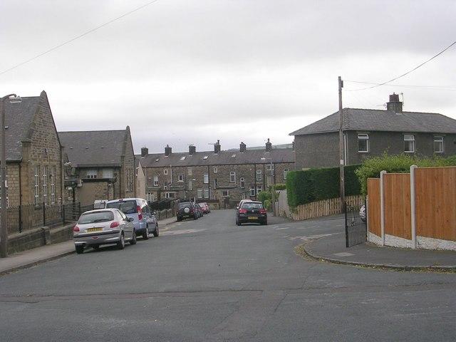 School Street - Norton Street