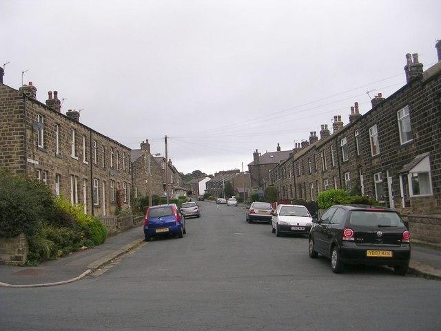 Barrett Street - Norton Street